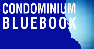 The Condominium Bluebook - A Complete Legal Guide to Living in a Homeowners Association in California