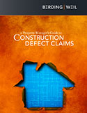 A Property Manager's Guide to Construction Defect Claims